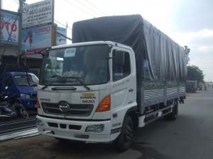 Xe tải Hino FC9JLSW - 6T4-6,4T-6.4T