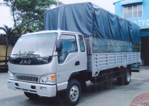 Chuyên bán xe tải Jac 7T25, 7.25T. Xe tải Jac 7t25 thùng 5m7 giá hợp lý . Xe Jac 7t25 mới 2016