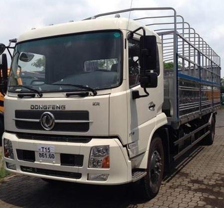 Bán xe tải dongfeng nhập khẩu 9T6 thùng bạt đời 2016 giá tốt - dongfeng hoàng Huy B170