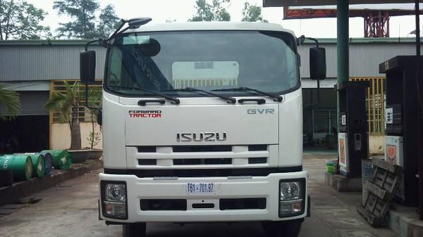 Xe đầu kéo Isuzu 1 cầu - GVR (4x2)
