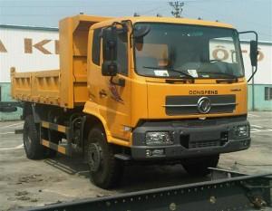 Xe ben DongFeng Hoàng Huy 8T1 động cơ Yuchai 180HP thùng 6.5 khối (6.5m3) Xe ben DongFeng Hoàng Huy