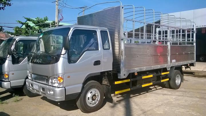 Công ty bán xe tải Jac 7t25 thùng mui bạt giá tốt nhất, giao xe ngay - 2