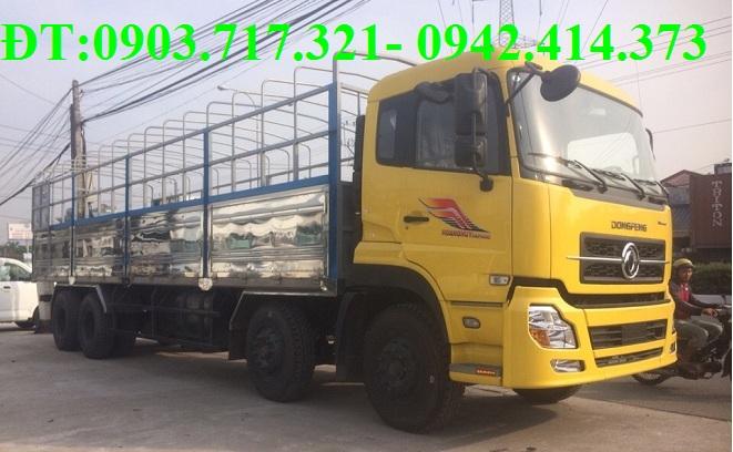 xe-tai-dongfeng l315-hoang-huy