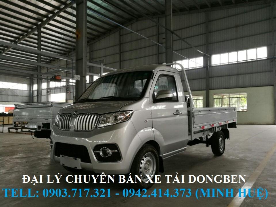 Bán xe tải Dongben 1t2 mẫu mới. Đại lý bán xe tải DongBen 1T2, 1tan2, 1200kg. Xe Tải Dongben