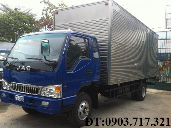 gia-xe-tai-jac-8t15-thung-kin