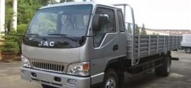 Xe tải Jac 4t9 Thùng Lửng