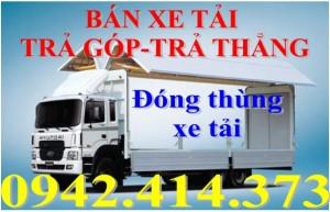 Bán xe tải-Đóng thùng xe tải