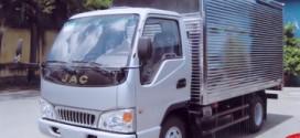 Xe Tải Jac 4T9 HFC1061KT1 - Thùng Kín