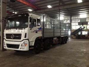 Xe tải DongFeng 5 chân - Trường Giang