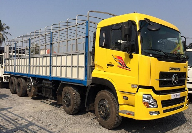 Bán xe tải dongfeng hoàng huy 5 chân