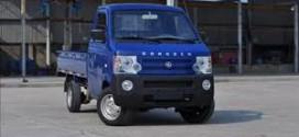 Xe tải DongBen 870Kg thùng lửng,