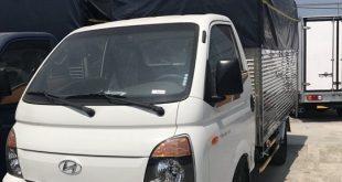 Xe Tải Hyundai H100 – 1 Tấn Thành Công