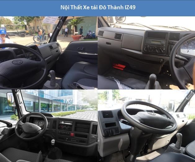 Bán xe tải Hyundai IZ49 Đô Thành giá tốt, Giao xe nhanh nhất - 2