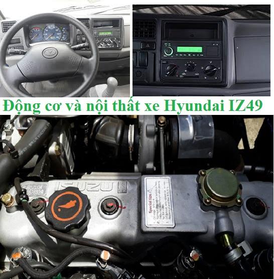 Bán xe tải Hyundai IZ49 Đô Thành giá tốt, Giao xe nhanh nhất - 4