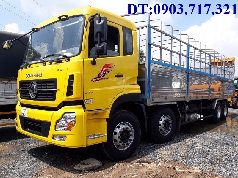 Xe Tải DongFeng YC310 - 17T99 - 4 Chân