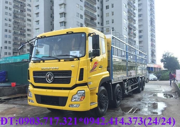 xe tải DongFeng ISL315