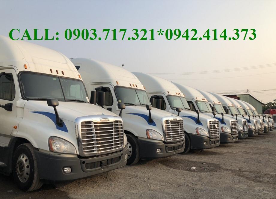 Đầu Kéo Mỹ Freightliner 2014