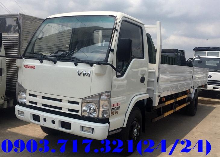 Xe tải VM 1T9 thùng 6m2
