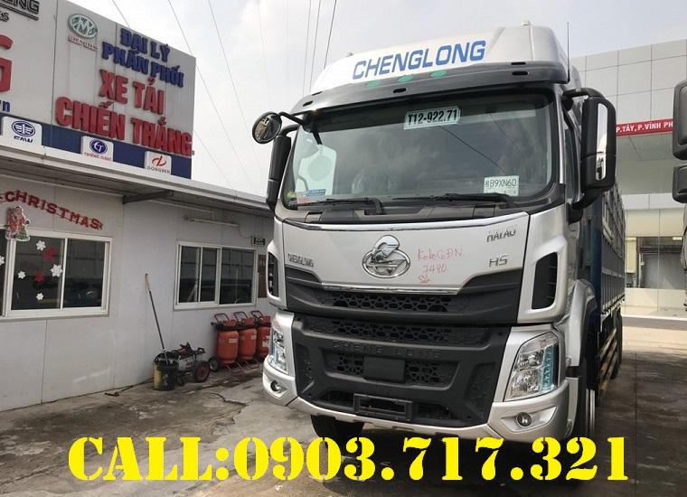 Chợ ôtô: Xe tải ChengLong 3 chân . Xe tải ChengLong 3 chân tải 13T95  Xe-3-ch%C3%A2n-chenglong-cabin-h7