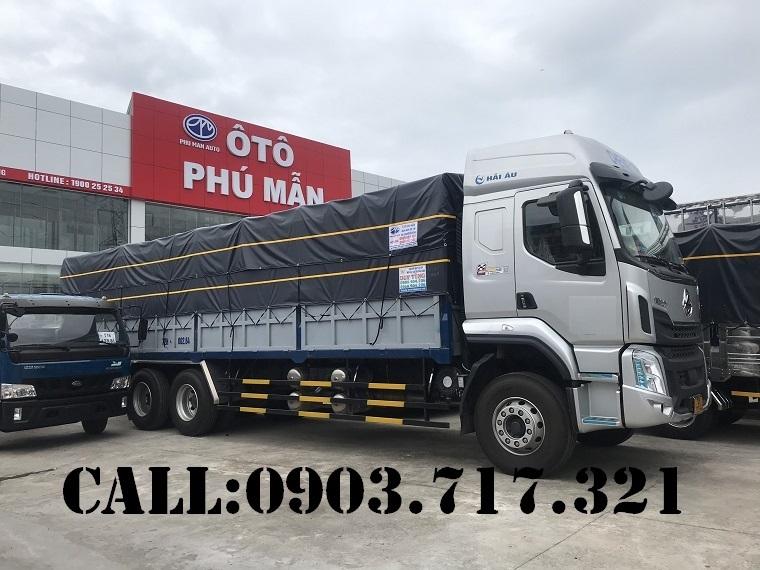 Chợ ôtô: Xe tải ChengLong 3 chân . Xe tải ChengLong 3 chân tải 13T95  Xe-tai-13t95-chenglong-h5