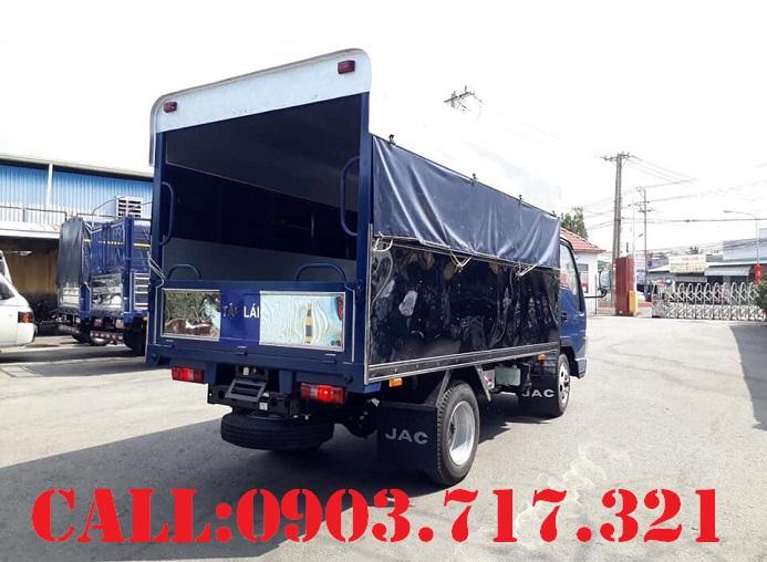 Chợ ôtô: Bán xe tải Jac 3t5 trường lái phục vụ đào tại lái xe giá tốt hỗ trợ   Z2019872766725_e6b34eb1c7f08799c847b1384ec68dc1