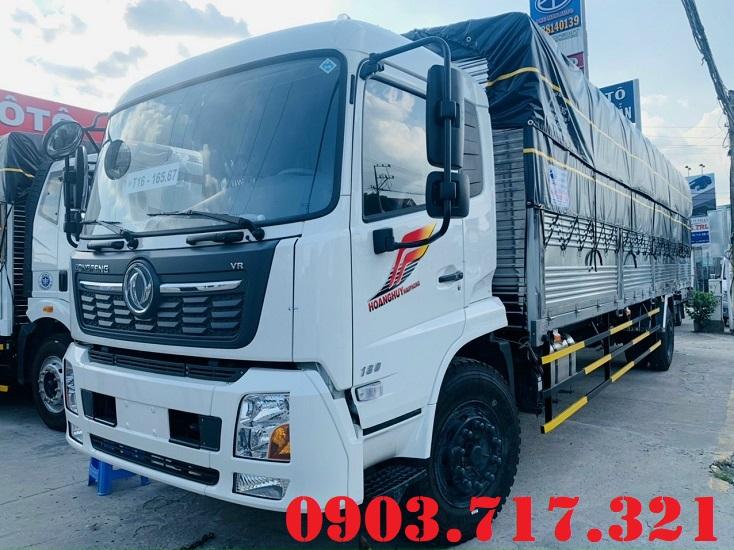 Bán xe tải DongFeng  B180 Hoàng Huy nhập khẩu thùng dài 9m5 tải cao 8T - 10