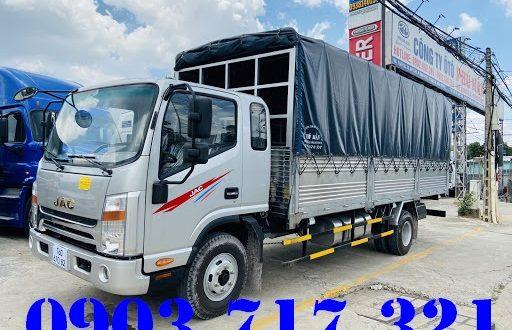 Xe tải Jac N650 6T6